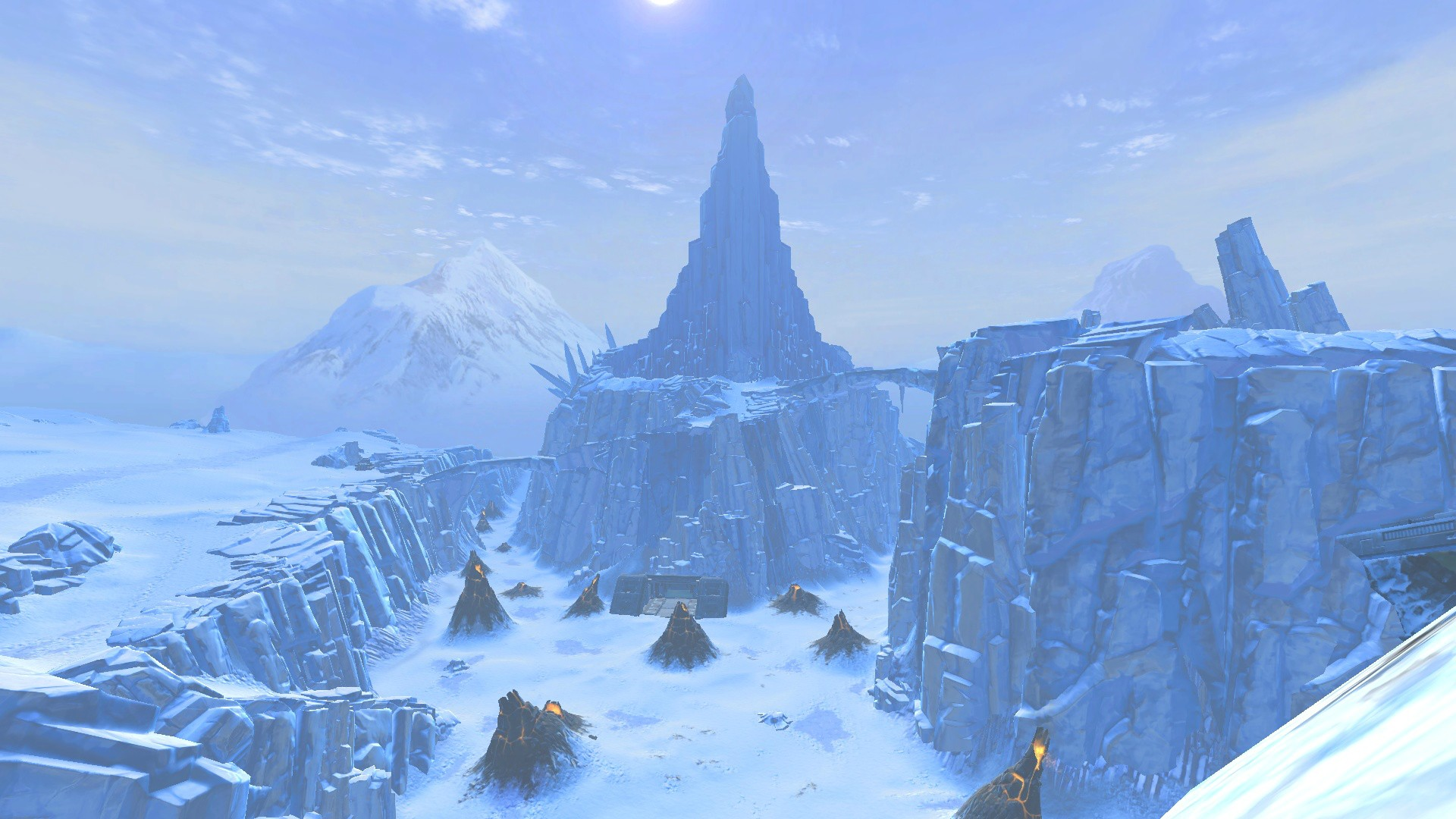 Hoth Chilling Death Spire