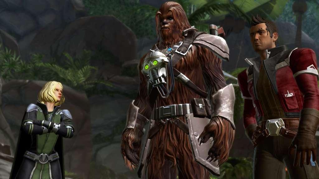 Forged Alliances phase 3