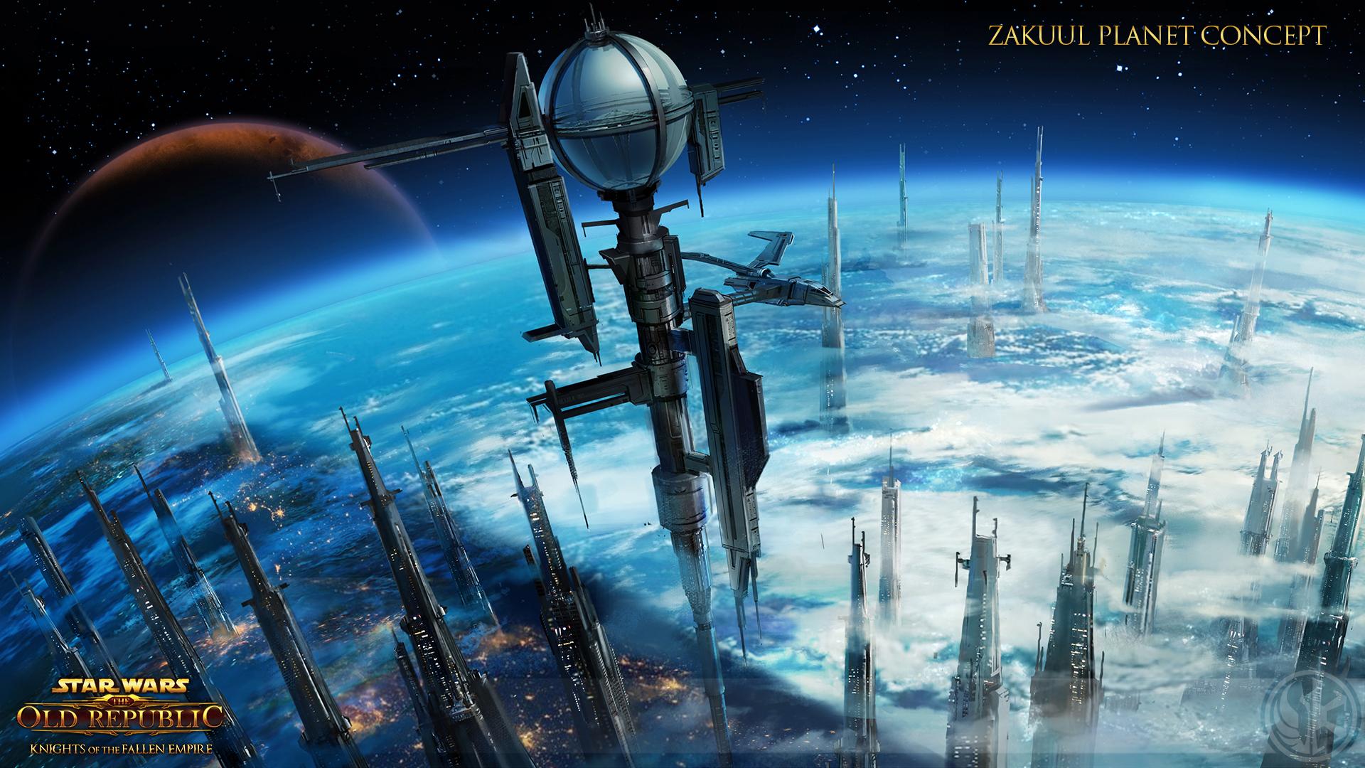 Uralkodói palota Zakuul_Concept